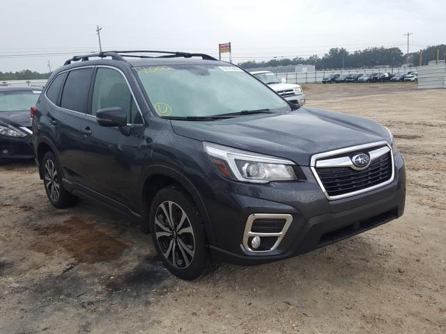 Salvage cars for sale from Copart Newton, AL: 2019 Subaru Forester L