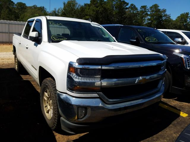 Salvage cars for sale from Copart Eight Mile, AL: 2018 Chevrolet Silverado