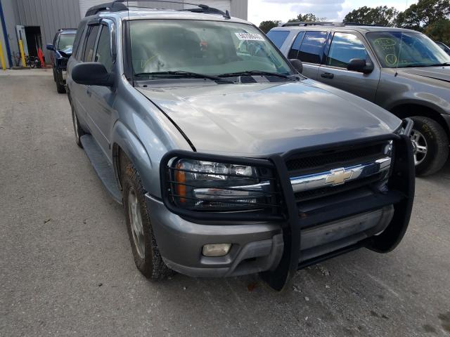 Salvage cars for sale from Copart Rogersville, MO: 2006 Chevrolet Trailblazer