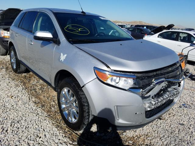 Ford Edge salvage cars for sale: 2014 Ford Edge