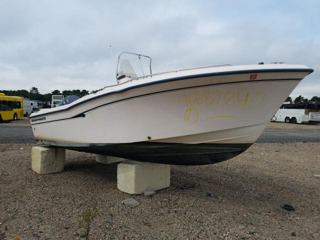 Salvage 2006 Gradall BOAT for sale