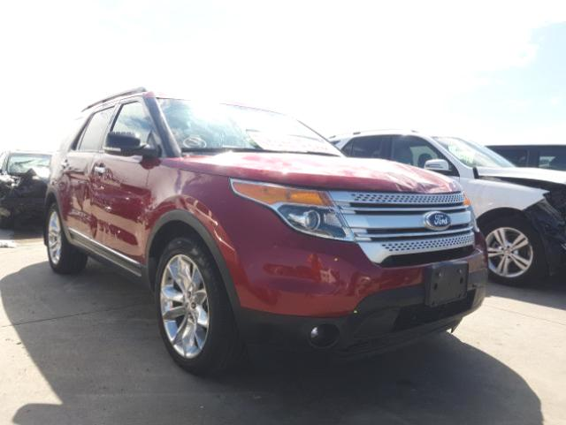 Ford Explorer X salvage cars for sale: 2015 Ford Explorer X