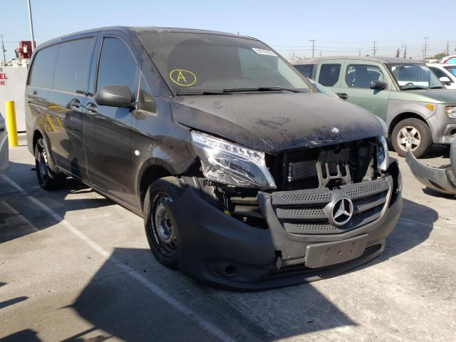 Mercedes-Benz salvage cars for sale: 2016 Mercedes-Benz Metris