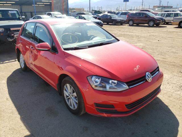 2017 Volkswagen Golf S for sale in Colorado Springs, CO