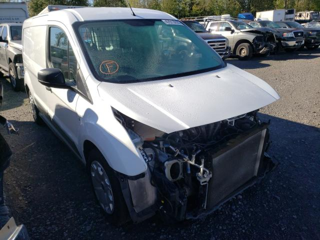 Salvage cars for sale from Copart Portland, OR: 2018 Ford Transit CO