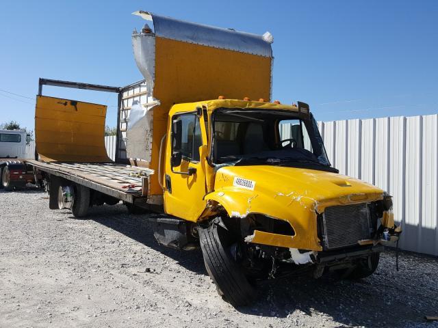 Freightliner M2 106 MED salvage cars for sale: 2014 Freightliner M2 106 MED