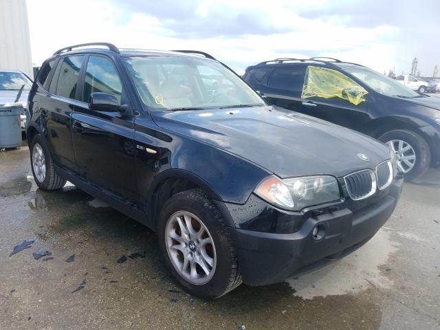 2004 BMW X3 2.5I for sale in New Orleans, LA
