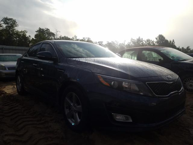 KIA Optima salvage cars for sale: 2015 KIA Optima