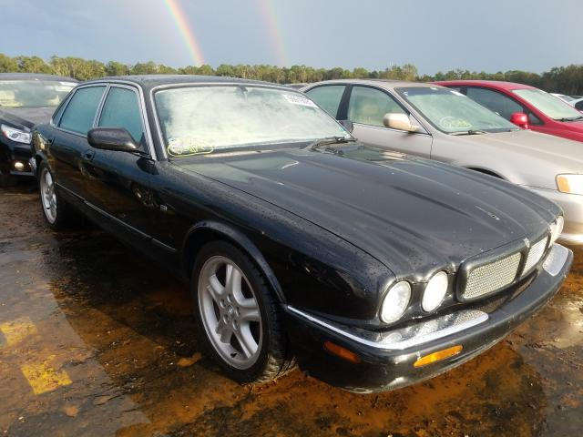 Jaguar XJR salvage cars for sale: 1998 Jaguar XJR