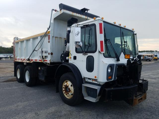 Mack salvage cars for sale: 2011 Mack 600 MRU600