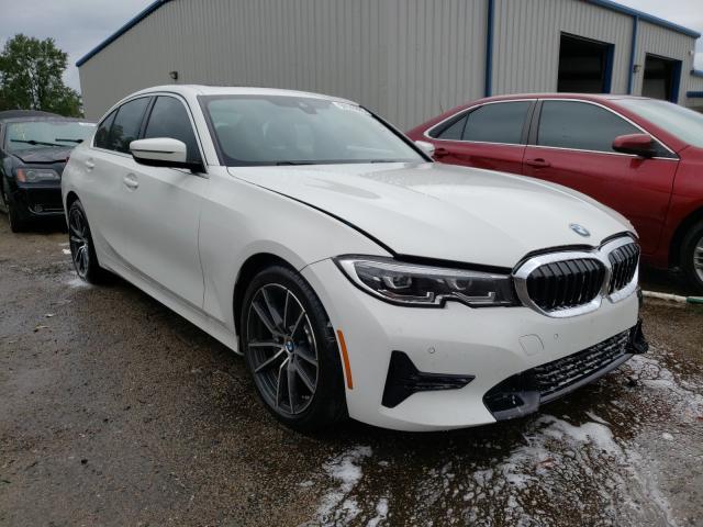 2019 BMW 330I en venta en Harleyville, SC