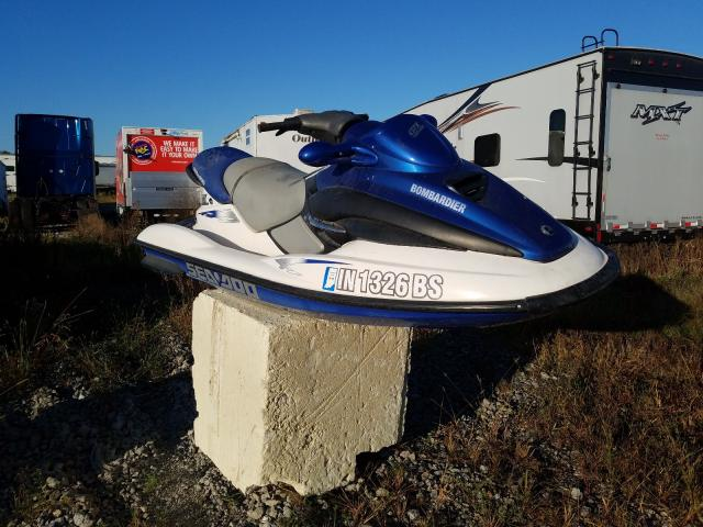 Seadoo salvage cars for sale: 2000 Seadoo Bombardier