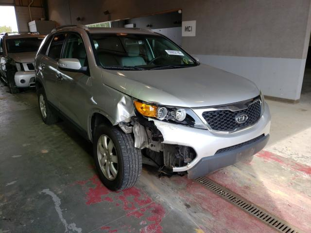 Salvage cars for sale from Copart Sandston, VA: 2011 KIA Sorento BA