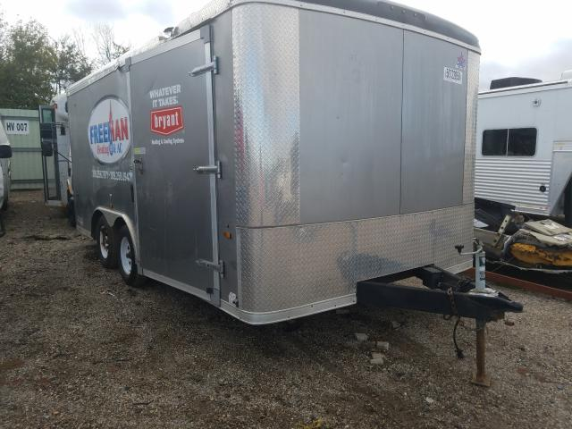 Salvage cars for sale from Copart Pekin, IL: 2018 Usca Trailer