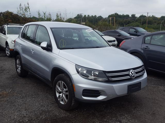 2014 Volkswagen Tiguan S for sale in Baltimore, MD