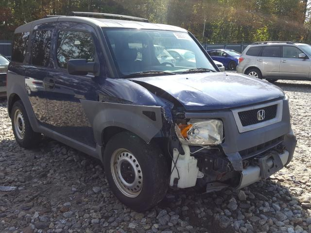 Honda Element salvage cars for sale: 2003 Honda Element