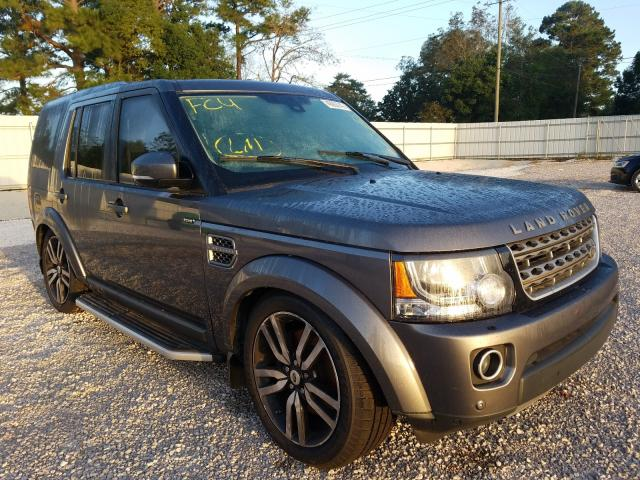2016 Land Rover LR4 HSE for sale in Theodore, AL