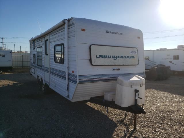 Sunnybrook salvage cars for sale: 1995 Sunnybrook Trailer