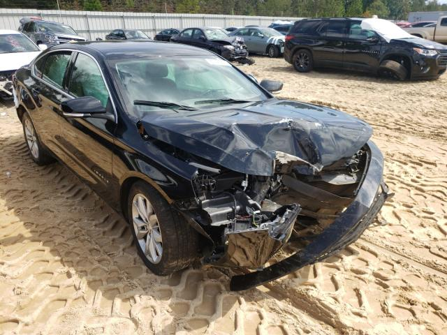 Salvage cars for sale from Copart Gaston, SC: 2019 Chevrolet Impala LT