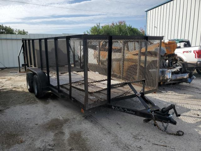 Salvage cars for sale from Copart Temple, TX: 2013 Trail King Trailer