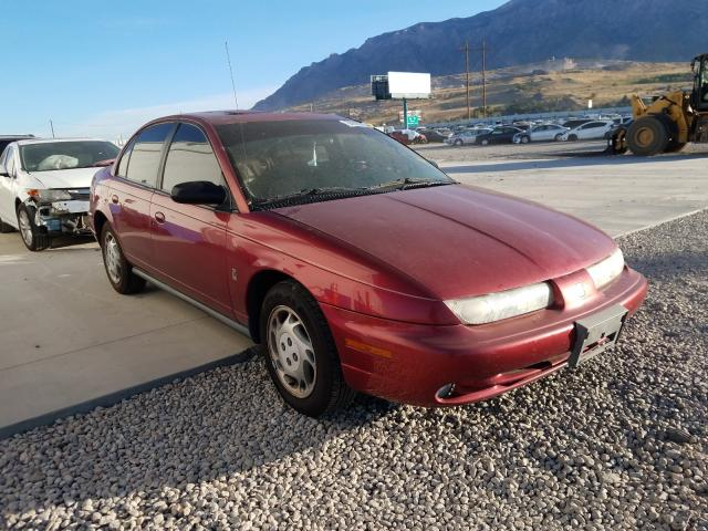 Saturn salvage cars for sale: 1997 Saturn SL2