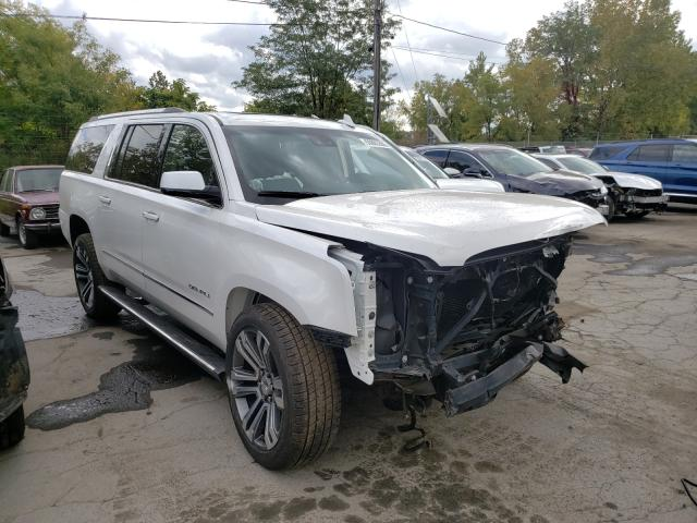 GMC Vehiculos salvage en venta: 2020 GMC Yukon XL D