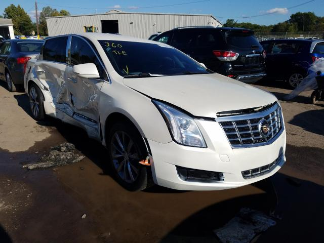 Salvage cars for sale from Copart Chalfont, PA: 2014 Cadillac XTS