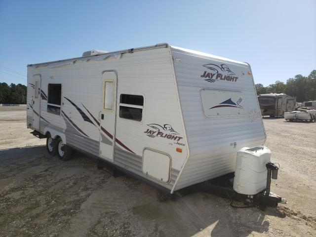 Salvage cars for sale from Copart Greenwell Springs, LA: 2006 Jayco Jayflight