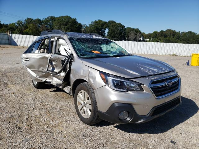 Salvage cars for sale from Copart Chatham, VA: 2018 Subaru Outback 2