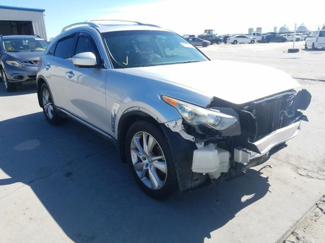 Infiniti FX35 salvage cars for sale: 2012 Infiniti FX35