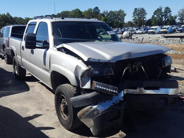 Salvage cars for sale from Copart Dunn, NC: 2004 Chevrolet Silverado
