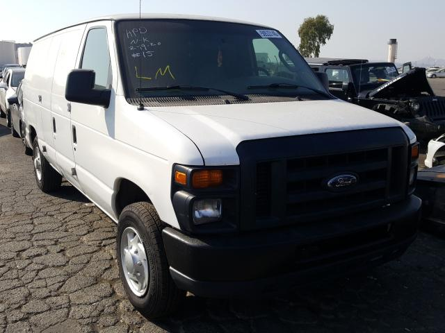 Salvage cars for sale from Copart Martinez, CA: 2008 Ford Econoline