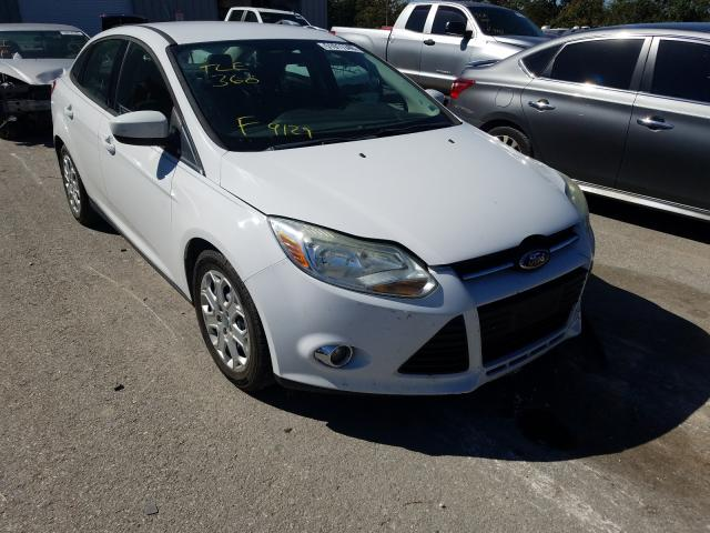 Salvage cars for sale from Copart Rogersville, MO: 2012 Ford Focus SE