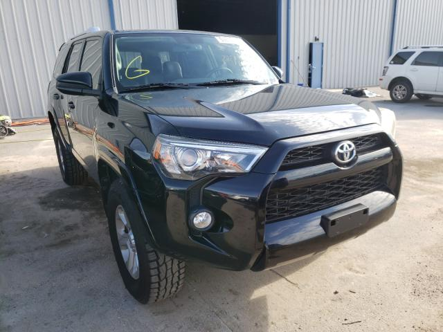 Salvage cars for sale from Copart Apopka, FL: 2016 Toyota 4runner SR