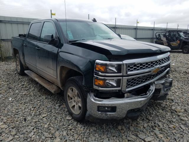 Salvage cars for sale from Copart Appleton, WI: 2015 Chevrolet Silverado