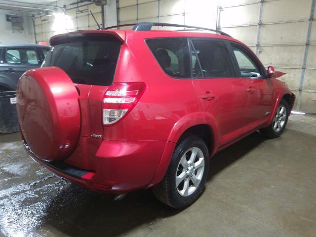 цена в сша 2010 Toyota Rav4 Limit 2.5L JTMDF4DV3A5017537