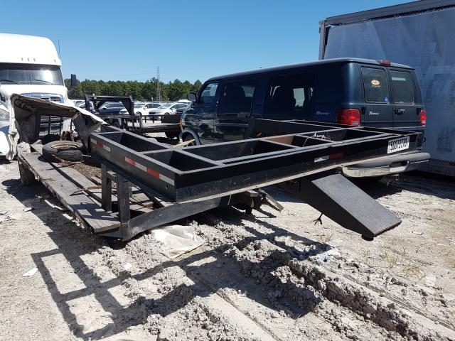 Forest River Trailer salvage cars for sale: 1991 Forest River Trailer