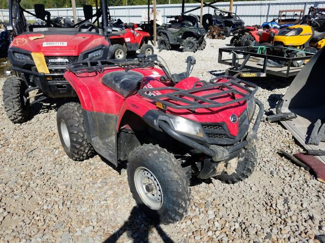Cfor salvage cars for sale: 2020 Cfor Moto 500
