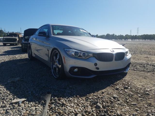 BMW Vehiculos salvage en venta: 2015 BMW 428 I