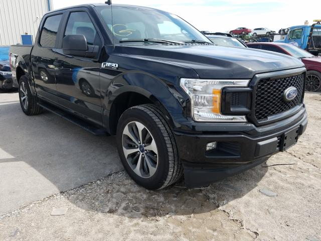 Salvage cars for sale from Copart Apopka, FL: 2020 Ford F150 Super