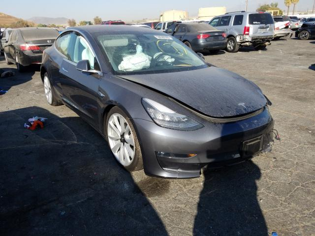 2018 Tesla MODEL 3 | Vin: 5YJ3E1EB8JF188381