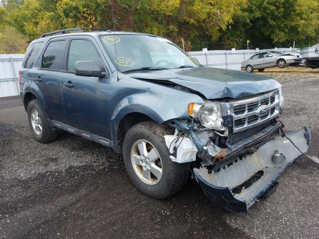 Salvage cars for sale from Copart London, ON: 2012 Ford Escape XLT