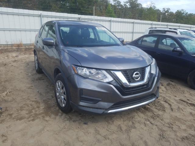 Nissan Vehiculos salvage en venta: 2017 Nissan Rogue S