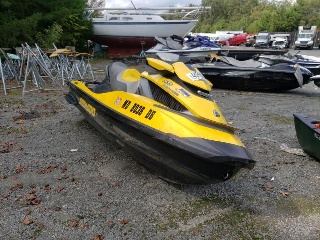 Seadoo salvage cars for sale: 2009 Seadoo Rxtx