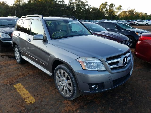 Mercedes-Benz salvage cars for sale: 2010 Mercedes-Benz GLK 350