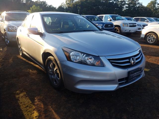 Salvage cars for sale from Copart Theodore, AL: 2011 Honda Accord LXP