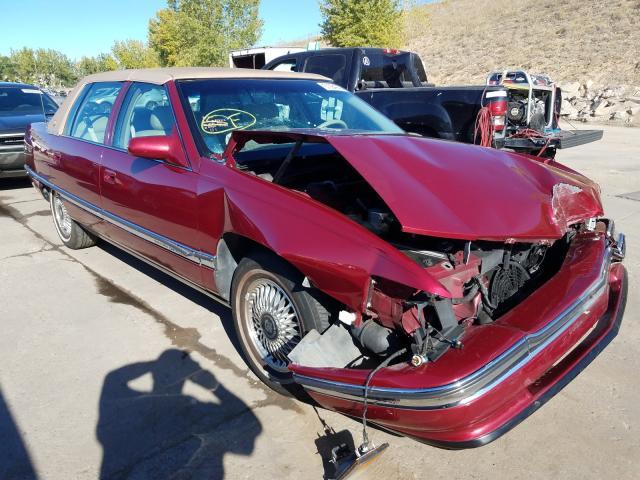 Cadillac Vehiculos salvage en venta: 1995 Cadillac Deville