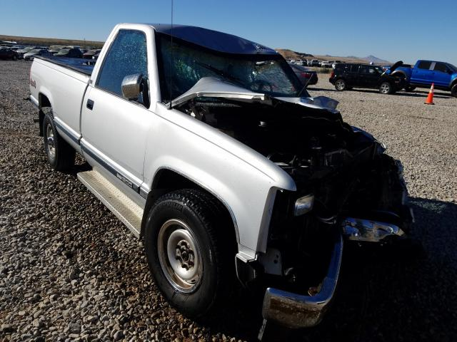 GMC salvage cars for sale: 1989 GMC Sierra K15