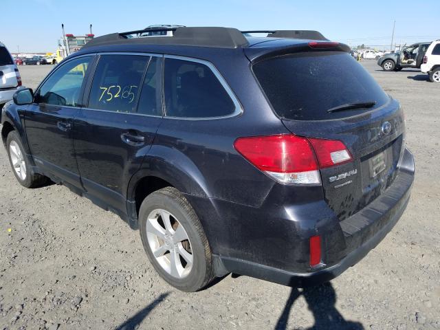 2013 Subaru OUTBACK | Vin: 4S4BRBCC7D3209641