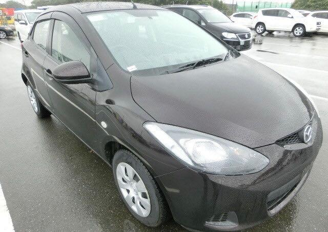 Mazda salvage cars for sale: 2009 Mazda 2